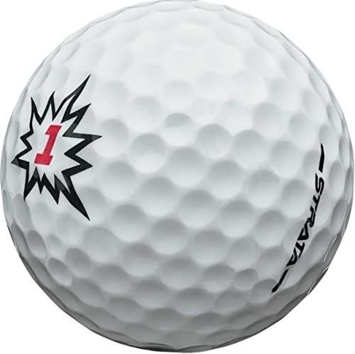 Significant Features for strata golf ball