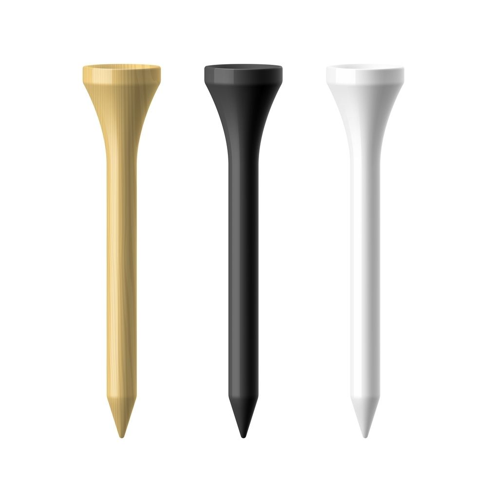 How Are Plastic Golf Tees Made