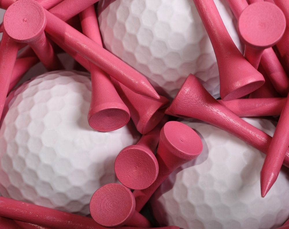 How To Paint Golf Tees
