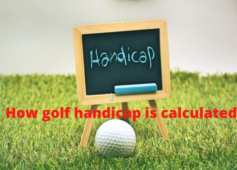 How golf handicap is calculated [Step by step]2021