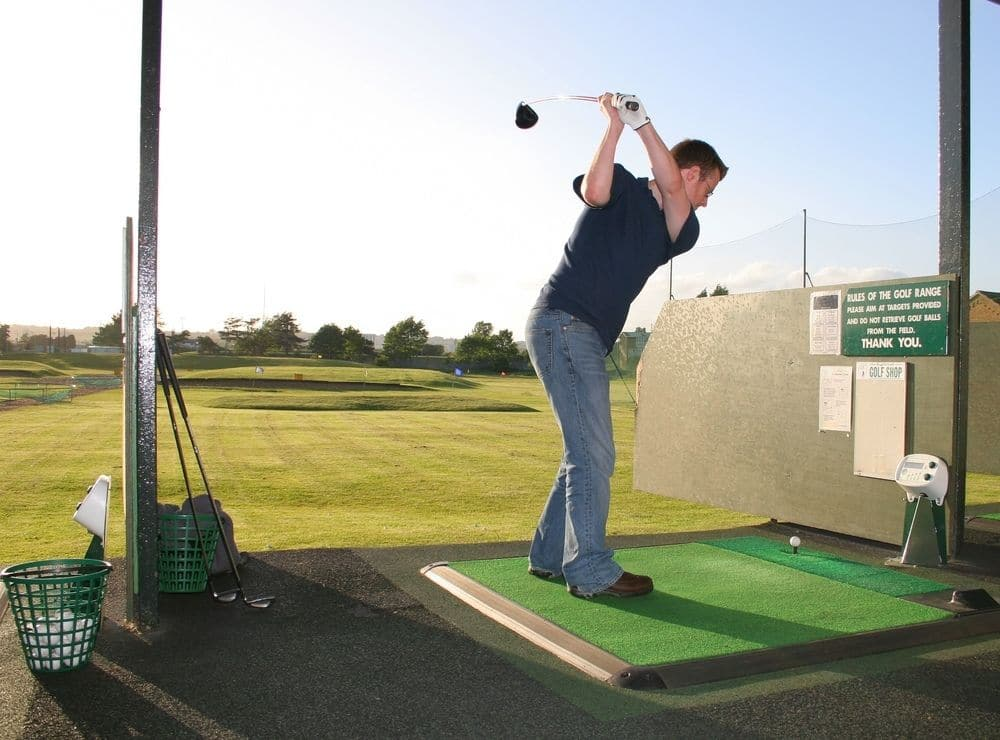 Common causes of a golf slice